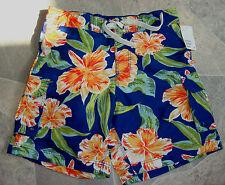 Neu Badehose Badeshorts von H&M Gr.S mit Innenslip und Taschen Shorts