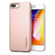 iPhone 8/7 Plus, 6S/6 Case, Genuine Spigen Ultra Thin Fit Hard Cover for Apple