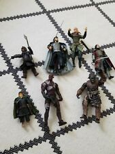 Lot Of Lord of the Rings Figures 2002 2001