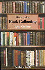 Book Collecting (Discovering), Chidley, John | Paperback Book | Acceptable | 978