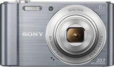 Sony Digitale Kompakt-Kamera DSC-W810 silber