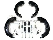 REAR HANDBRAKE SHOES SET & FITTING KIT FOR NISSAN QASHQAI (J10) 2007-2013