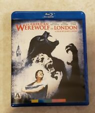 An American Werewolf in London Blu-ray Arrow Special Edition with custom cover