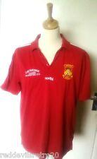 Castlebar Mitchels (Mayo) RugbyTech Gaelic Football Polo Shirt (Adult Medium)