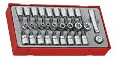 "Genuine Teng Tools 30 Piece 1/4"" & 3/8"" Drive TX, TPX And TX-E Set TTTX30"
