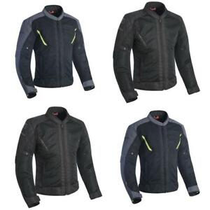 Oxford Delta 1.0 Air Mens Summer Sports Touring Motorcycle Motorbike Jacket CE