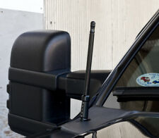 "Bulldog Black Billet 8"" High Gain Radio Antenna Ford F150 F250 F350 F450 F550"