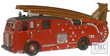 NDEN001 Oxford Diecast 1:148 Scale London Dennis F12 Fire Engine