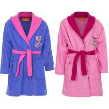 Neu Kinder Bademantel Mädchen Paw Patrol blau rosa kuschelig 98 104 110 116 #168