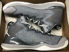 Jordan Superfly Super Fly 3 Wolf Cool Grey White III 684993-004 Sz 15