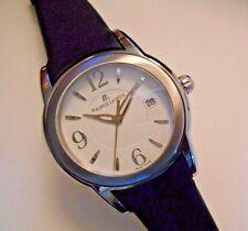 Mint MAURICE LACROIX SS SH1018 Sphere Quartz Watch with Box