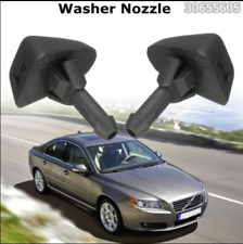 2 pair Windshield Washer Wiper Water Spray Nozzle Jet For Volvo S80 C70 XC90 605