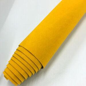 2/5 Yard Sticky Back Self-adhesive Velvet Felt Fabric Craft Velour Upholstery