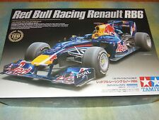 TAMIYA 1/20 RED BULL Racing RENAULT RB6 F1 Kit Auto modello GP #20067