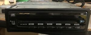 NEW OLD SCHOOL ECLIPSE 5961 6 Disk CD Changer,STEREO,RARE,NIB,NOS