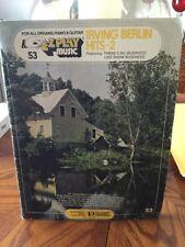 EZ PLAY Songbook #53 Irving Berlin Hits -2 ~ EZ PLAY BOOK