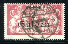 DANZIG 1923 190II gest gepr INFLA 250€(A7966