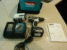 Makita LXFDO1 18 Volt Lithium Ion Cordless Drill with Flashlight and Case