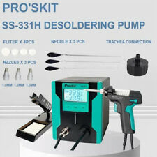 Pro'sKit SS-331H LCD Electric Desoldering Gun Anti-static High Power Strong