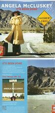 CD CARDSLEEVE 1 T ANGELA  MC CLUSKEY  IT'S BEEN DONE   NEUF SCELLE  DE 2004