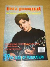 JAZZ JOURNAL INTERNATIONAL VOL 59 #10 2006 OCTOBER RONI BEN-HUIR BUTCH WARREN