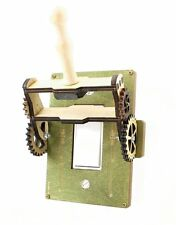 Green Tree Jewelry Steampunk Decora Rocker Throw Switch Green Wood Light Switch