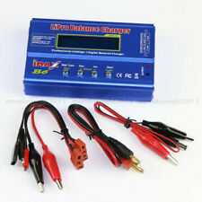 IMax B6 AC Digital LCD RC Lipo NiMh NiCD Battery Balance Charger Power Adapter