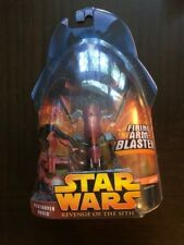 2005 Hasbro Star Wars Revenge of the Sith Destroyer Droid Firing Arm-Blaster MOC