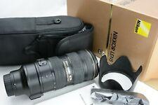 Nikon AF-S Nikkor 70-200 mm 1: 2.8 G ED VR II N, Objektiv