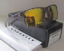 OAKLEY matte sepia/24k iridium URBAN JUNGLE HOLBROOK sunglasses! NEW IN BOX!