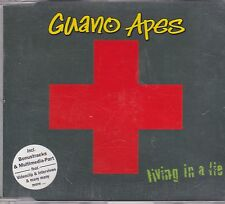 Guano Apes- living in a Lie cd maxi single incl video
