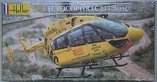 """Heller - Eurocopter EC145 """"ADAC"""" Hubschrauber 1:72 Bausatz Kit Neu/OVP"""