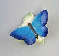 9959500 Porzellan Schmetterling blau Ens