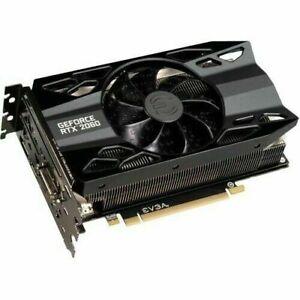 EVGA GeForce RTX 2060 XC GAMING GPU - Brand New - Unopened