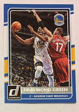2015-16 Donruss Basketball Draymond Green Card Golden State Warriors