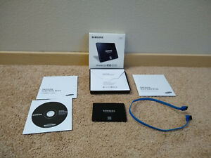 "2 TB - Samsung 850 EVO - Internal SSD - SATA - 2.5"" - MZ-75E2T0 - with cable"