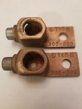 Thomas & Betts 300 - 500  1 Bolt Copper  Lug