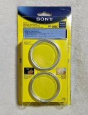 SONY VF-58SC Special Effects Filter Kit - 58mm Cross Screen & Soft Filter Sealed