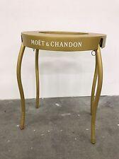 Moët Chandon Imperial Champagner Tisch Kühler Halterung Ice Bucket Metall Deko
