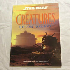 Creatures of the Galaxy - Star Wars D6, West End Games