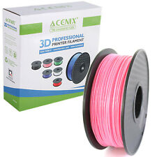 Acenix ® Rosa PLA filamento de impresora 3D 1.75mm 1KG filamento de carrete para impresión 3D