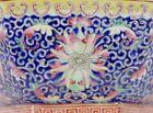 China Chinese Porcelain Bowl w  Phoenix Decor Qianlong Mark but later ca 19th c