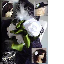 Corone e tiare da sposa bianco