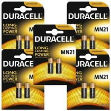 Authentique 10 X Duracell MN21 A23 12 V Pile Alcaline 23 A K23A E23A V23GA 12 V