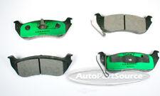 Disc Brake Pad Set-Ceramic Pads Rear Tru Star CBP1109