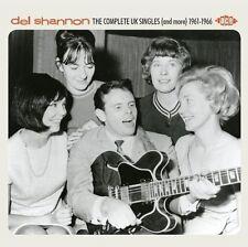Del Shannon - Complete UK Singles & More 1961-1966 [New CD] UK - Import