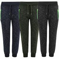 Teens Kids Bottoms Tracksuit Trousers Girls Boys Joggers Sweatpants 3-14 Years