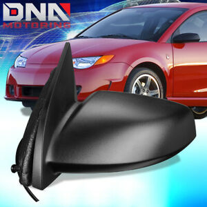 FOR 2003-2007 SATURN LON COUPE OE STYLE POWERED LEFT SIDE DOOR MIRROR 10393818