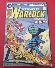 Soft Cover French Héritage Warlock No.5