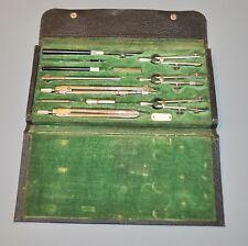 "Vintage Keuffel & Esser Co., New York ""Neptune"" Drafting Set, original case"